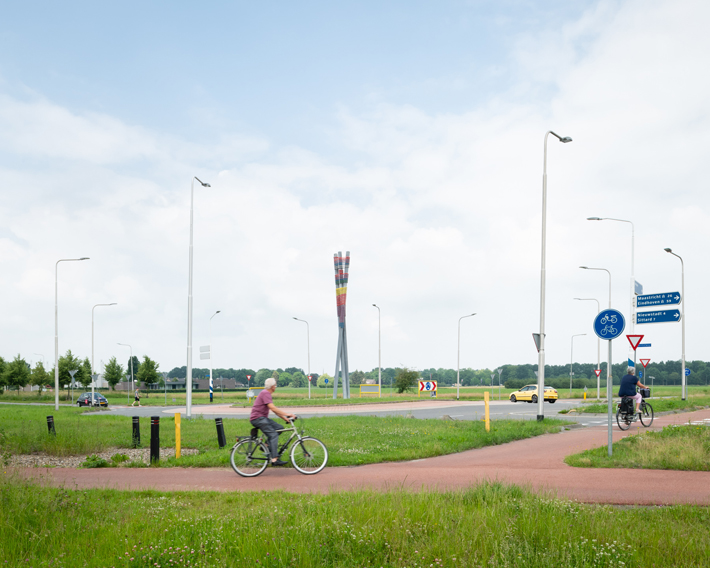 Roundabout Sculptures for Breg Horemans. Copyright Jim Stephenson 2018