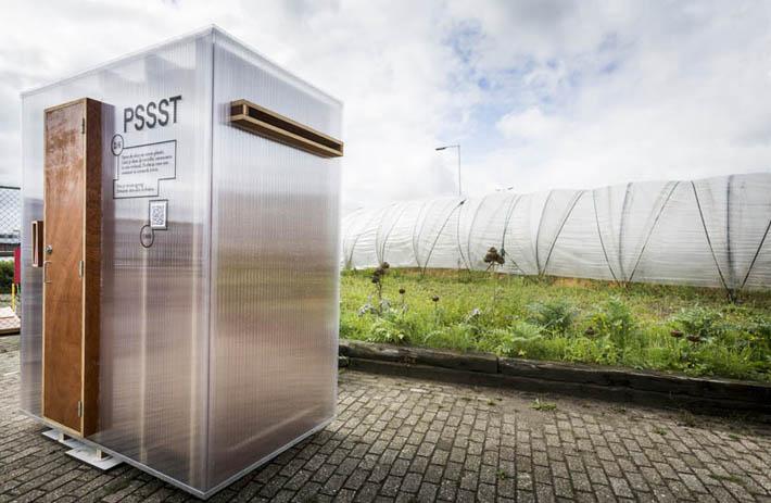 Cie. COVAR ism TAAT / PSSST / Fabrique Mozaique / MH4 Rotterdam Havens - © Saris & den Engelsman
